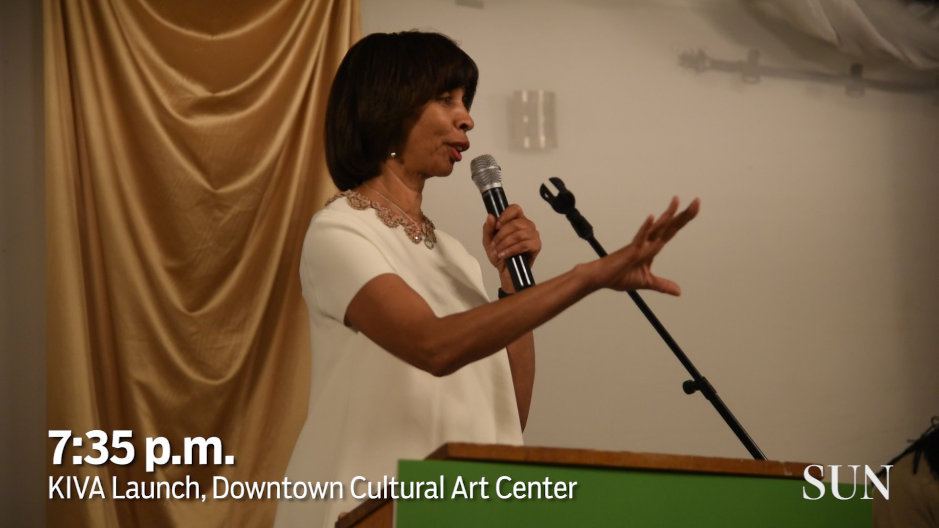 A day in the life of Baltimore City Mayor Catherine Pugh
