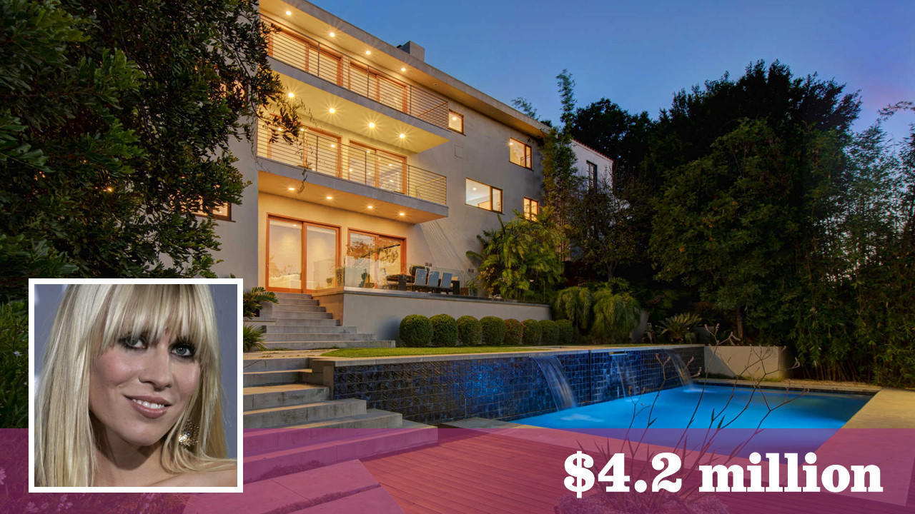 Natasha Bedingfield parts with remodeled home in Los Feliz for $4.2 million