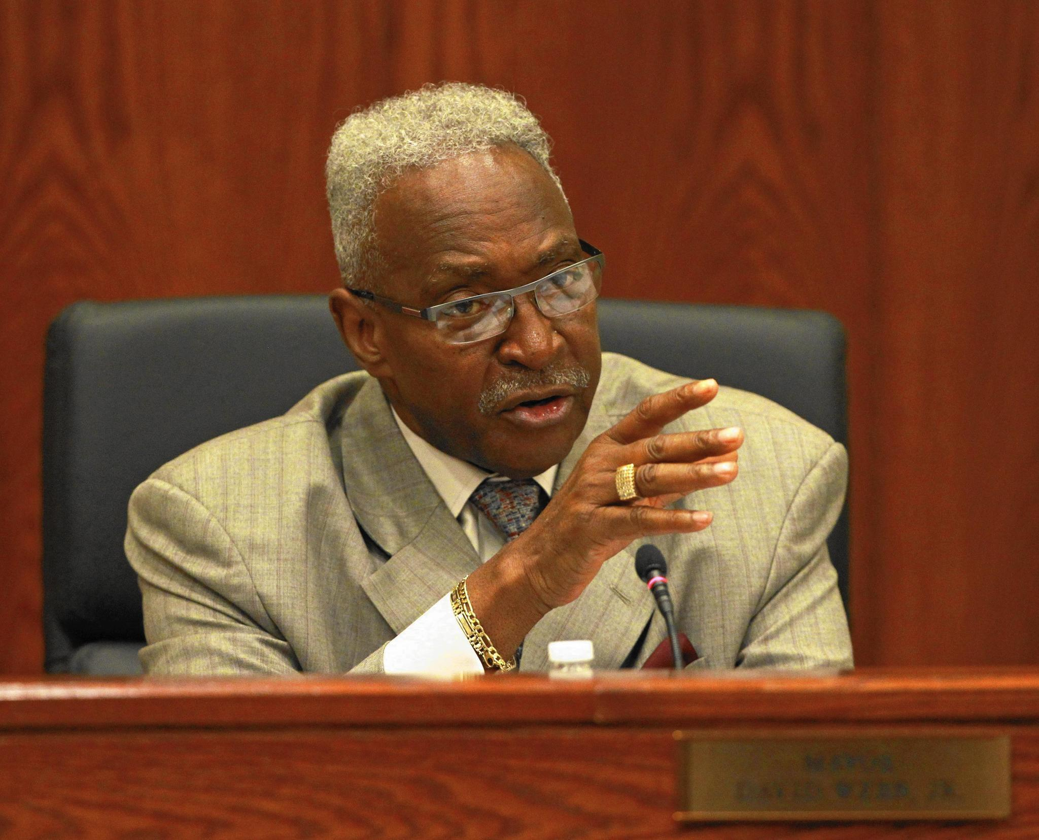 Ex-Markham mayor indicted by federal grand jury in alleged bribery scheme