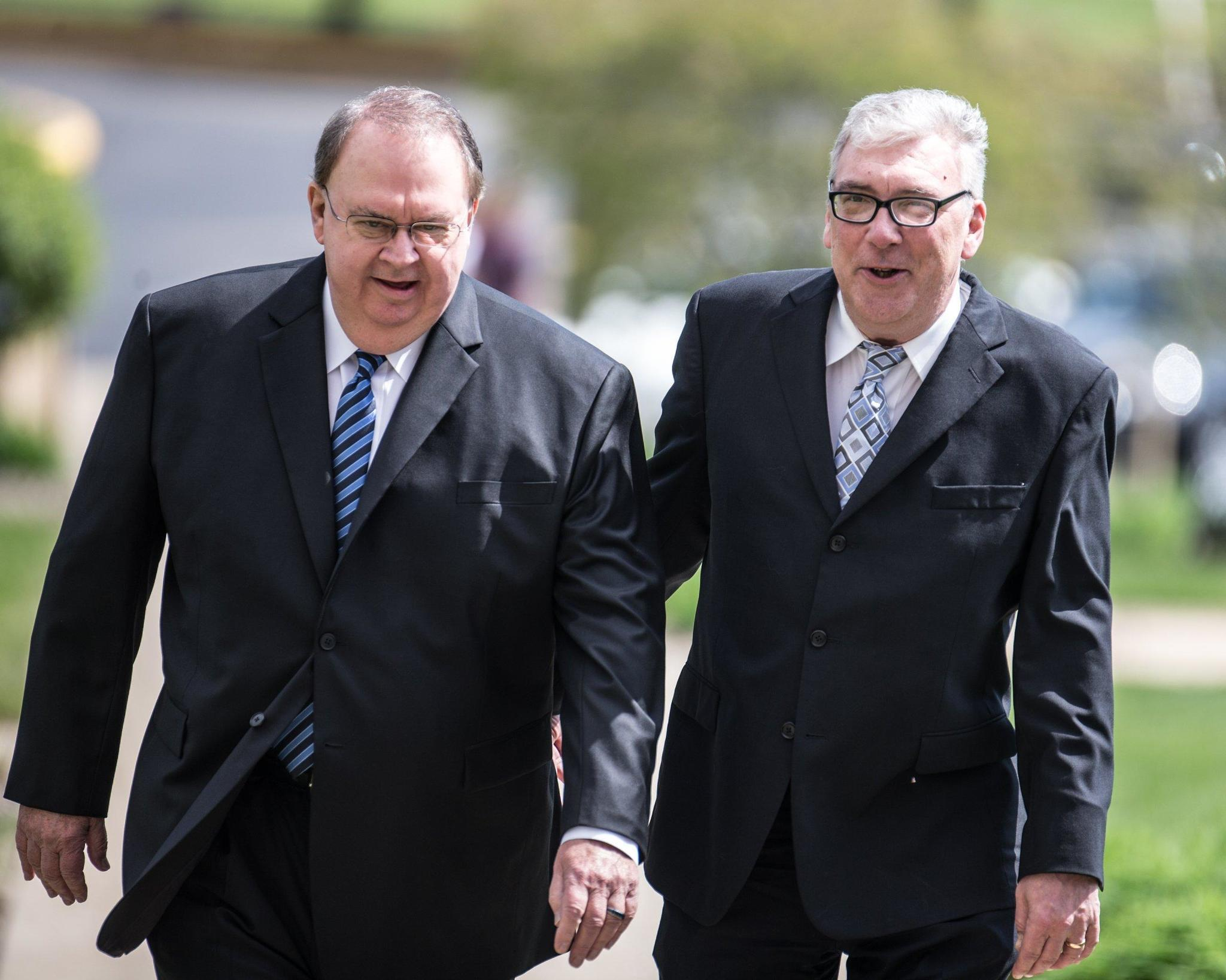 Ex-Lake County, Ind., Sheriff John Buncich to be sentenced in January on bribery, wire fraud conviction