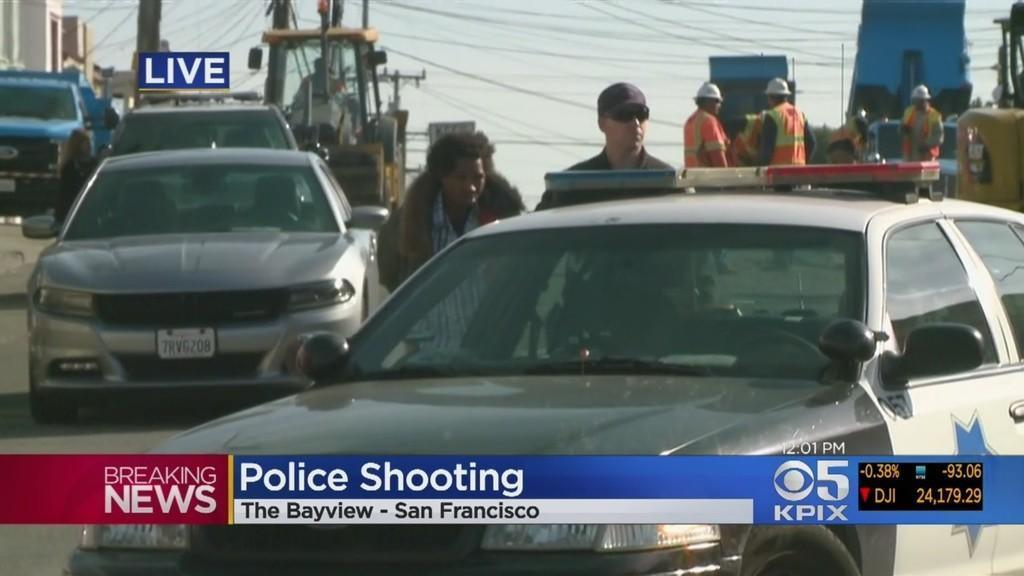 Carjacking suspect shot and killed by San Francisco police after pursuit