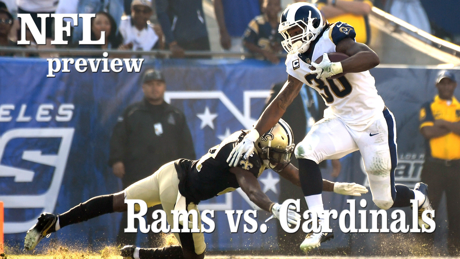NFL preview: Rams to face the Arizona Cardinals