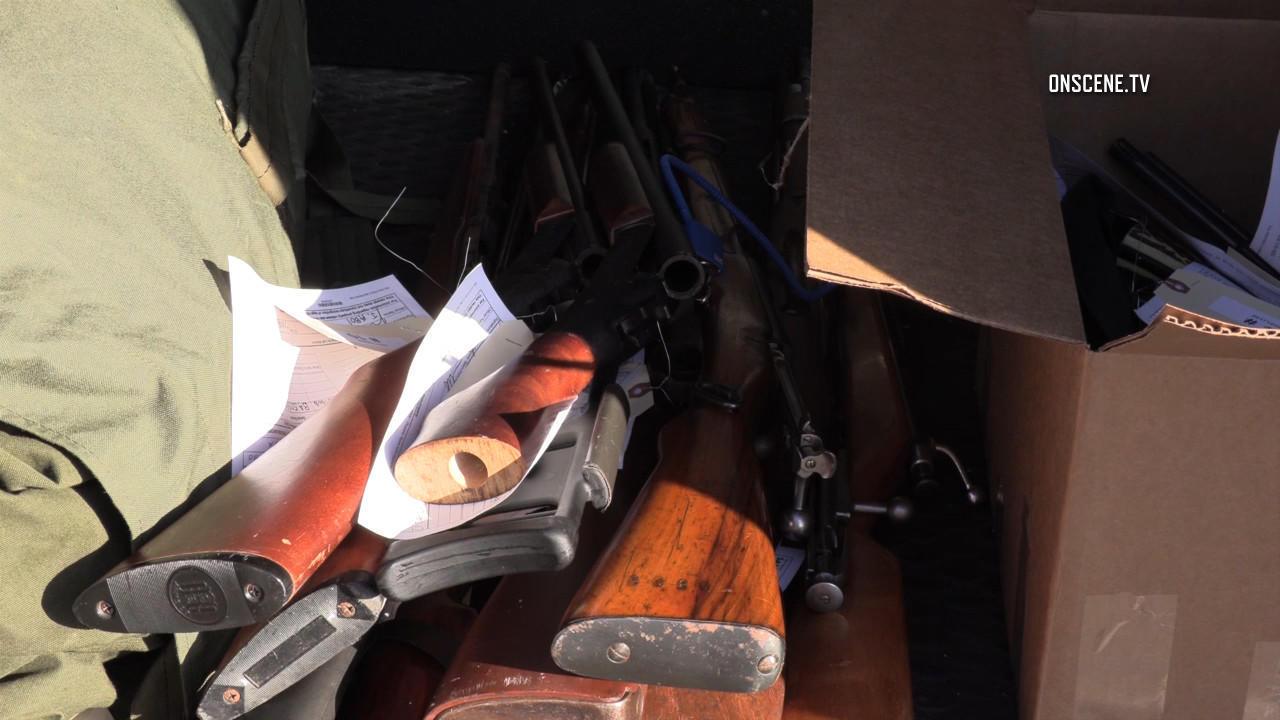Saturday's gun buyback so popular, police ran out of money ...