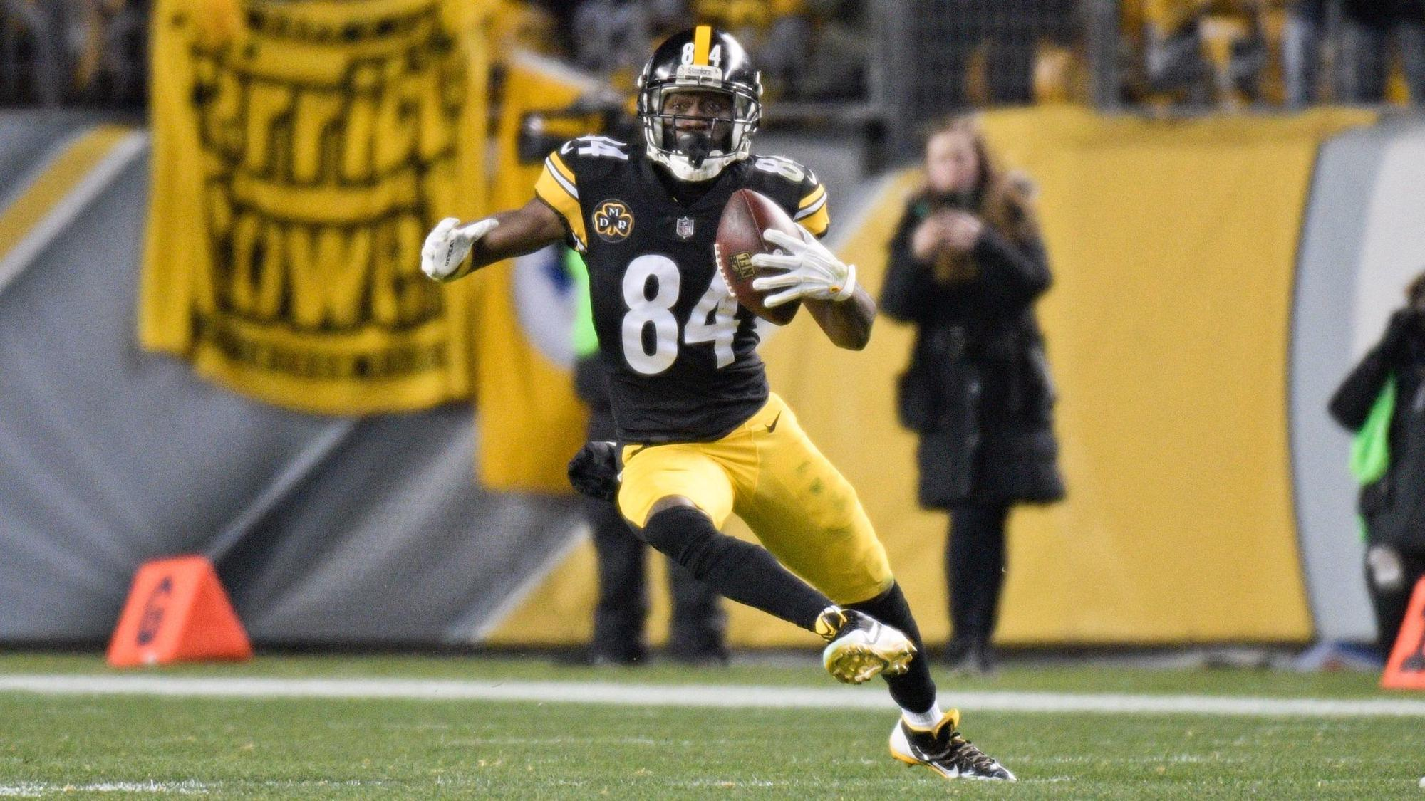 Antonio Brown likely to be effective Monday The San Diego Union