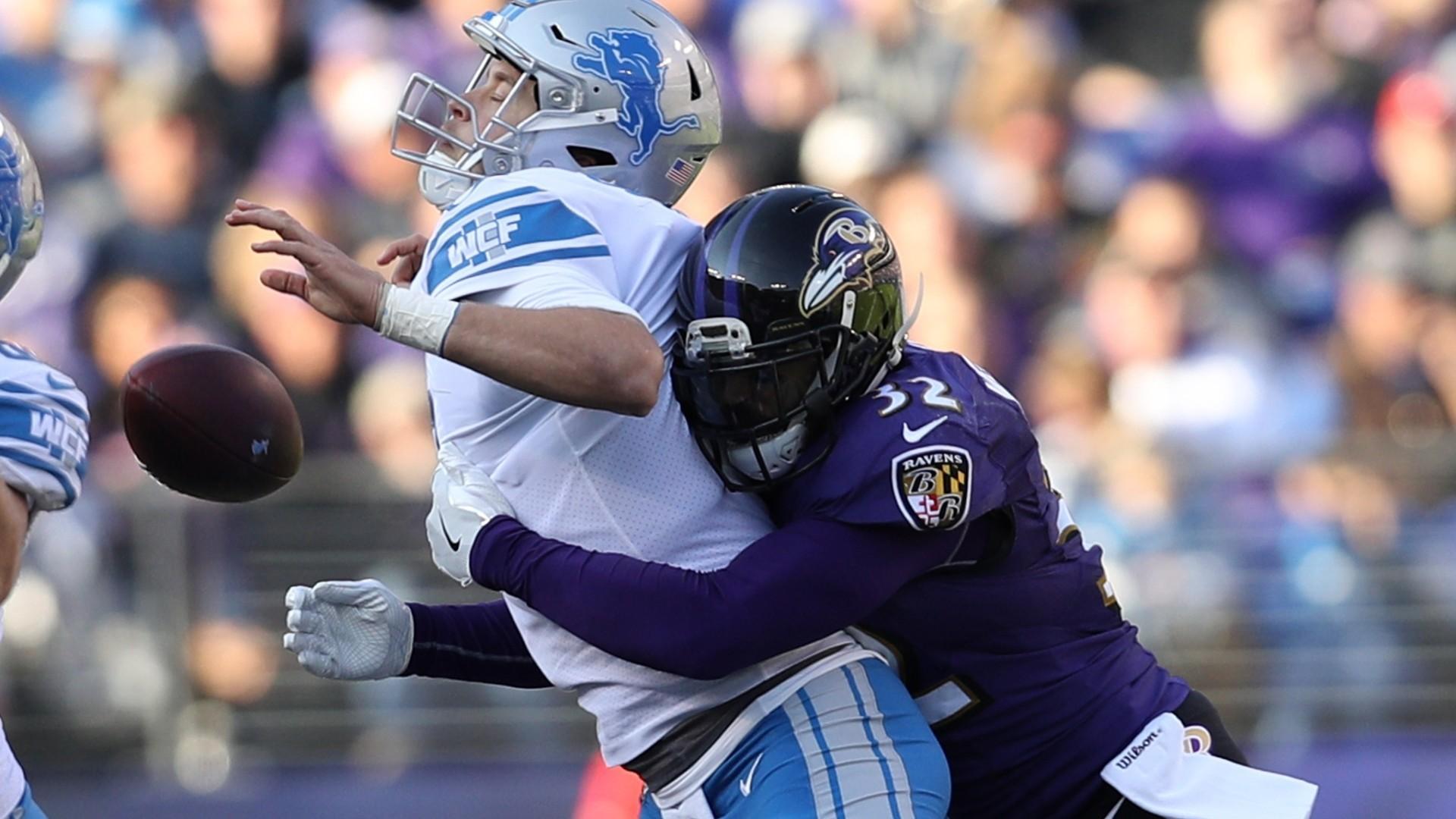 Ravens recap: Ravens roar past Lions, 44-20