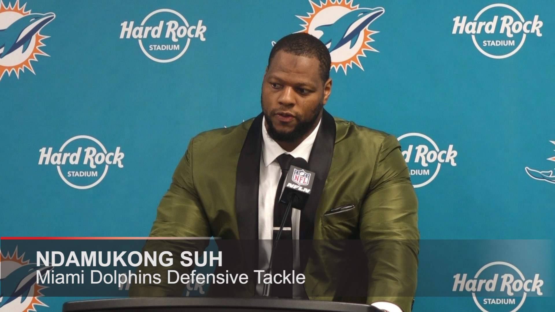 Ndamukong Suh We forced mistakes and took advantage Sun Sentinel