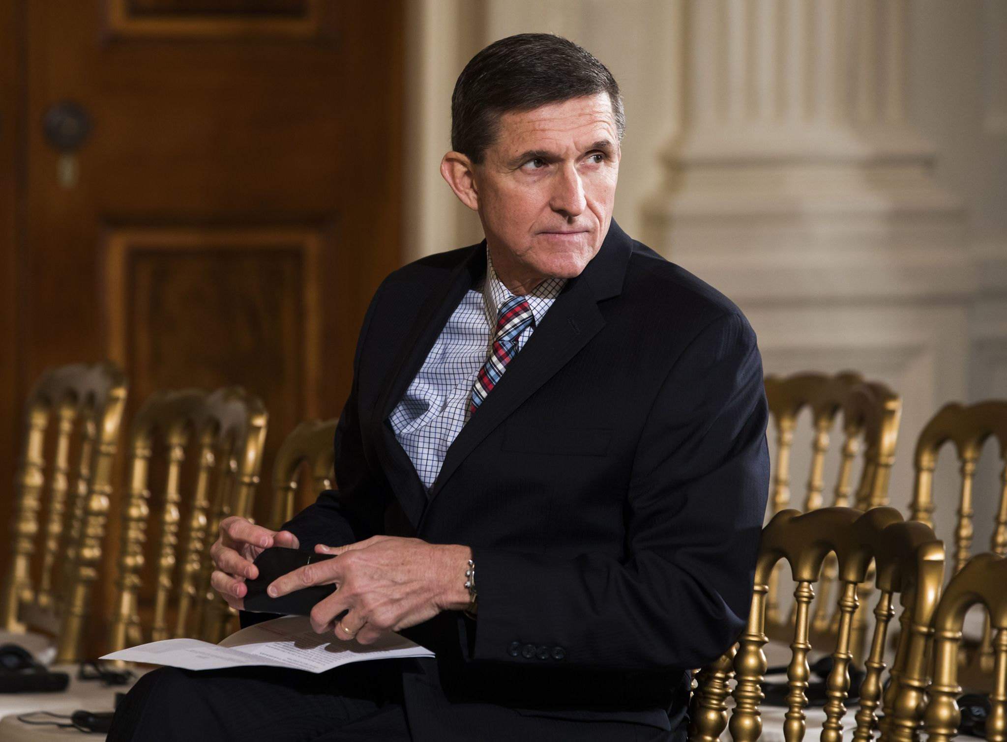 Kremlin denies that Michael Flynn convinced President Putin to hold off on retaliatory sanctions