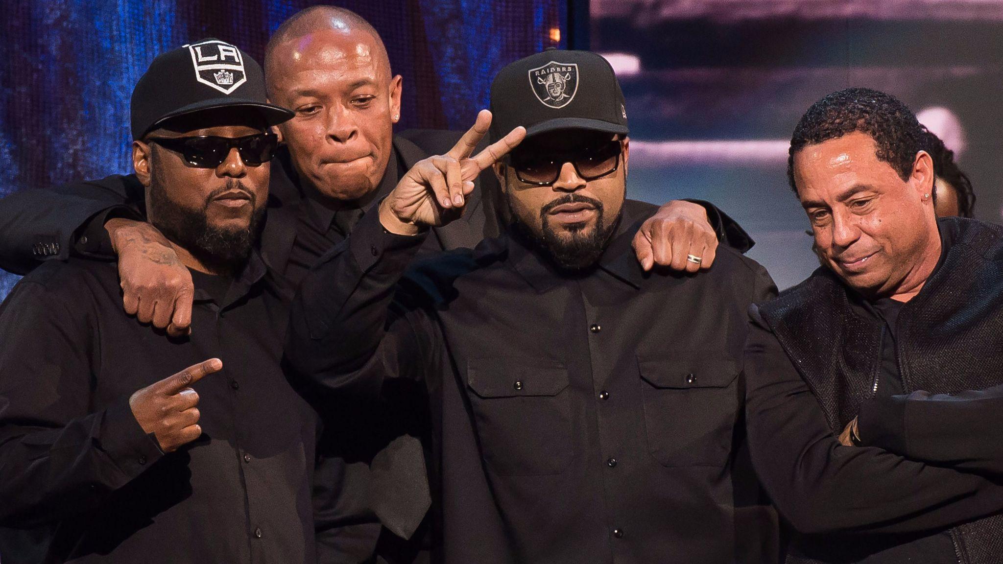 Dr. Dre, Ice Cube, MC Ren, DJ Yella