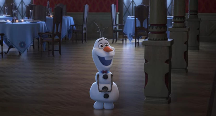"""Olaf's Frozen Adventure"" (Disney Pixar)"