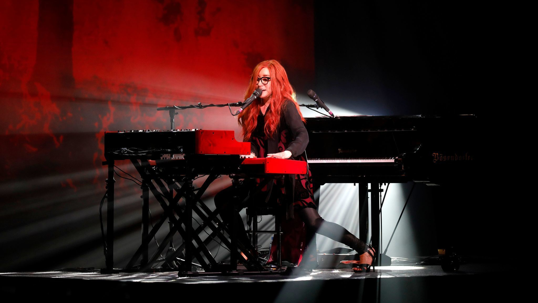 Tori Amos Is No Longer A Pop Star  U2014 And She Seems Fine About It