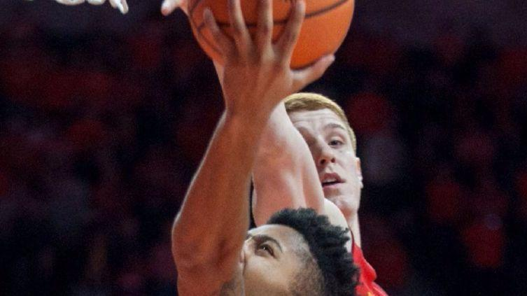 Maryland's three sophomores lead wild ride to victory at Illinois