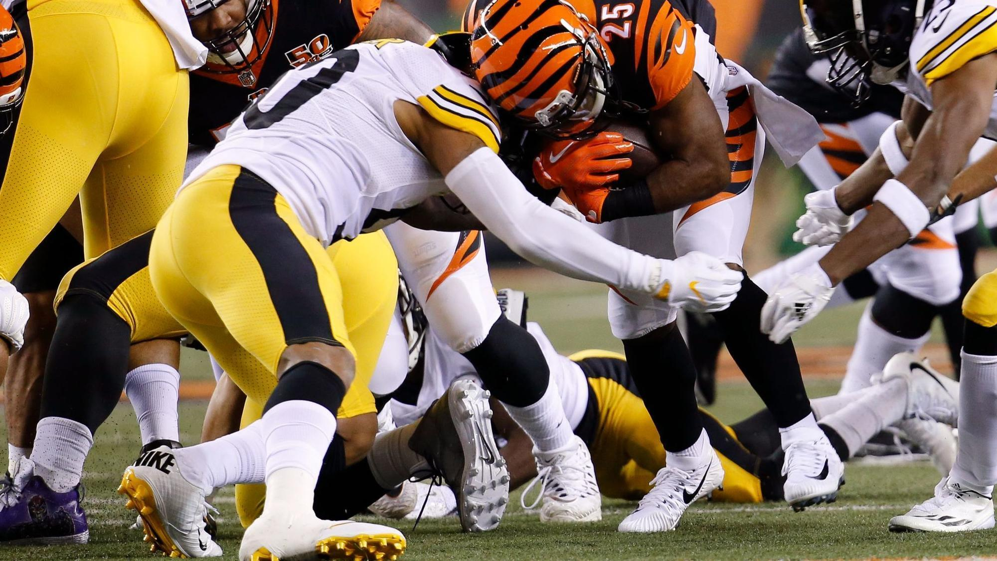 Ryan Shazier Injury >> Ryan Shazier injury appears more worrisome than most - Orlando Sentinel