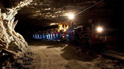 Underground America: A cavernous light show, salt museum and other subterranean surprises