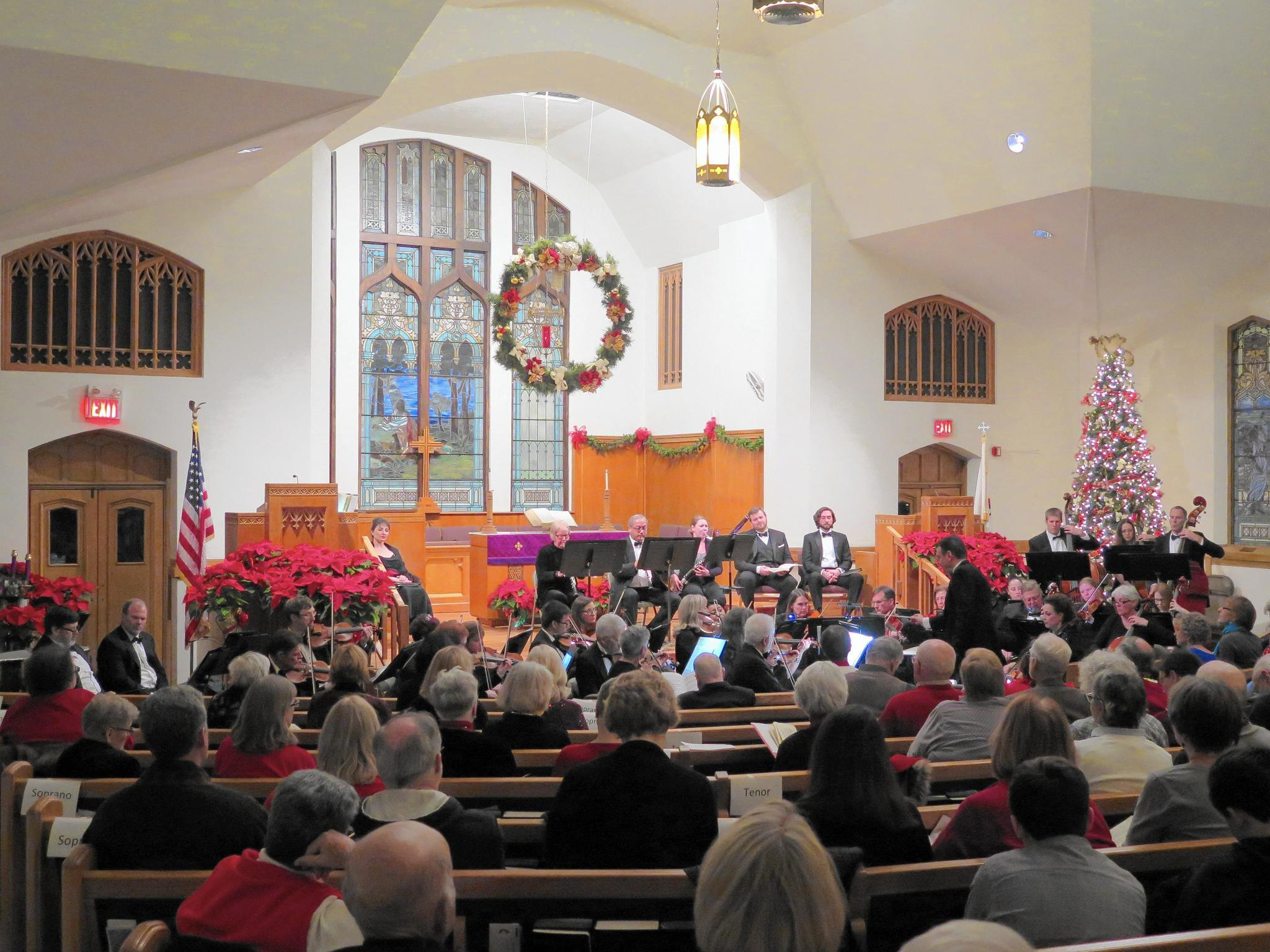 Waukegan musicians celebrate 10 years of do it yourself messiah waukegan musicians celebrate 10 years of do it yourself messiah lake county news sun solutioingenieria Images