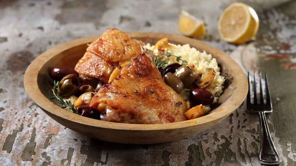 Sheet-pan recipe makes easy winner chicken dinner