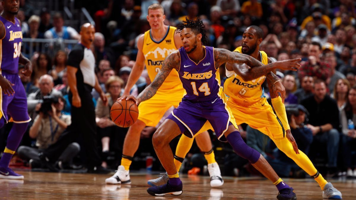 Lakers >> Lakers Trying To Cut Down On Turnovers La Times