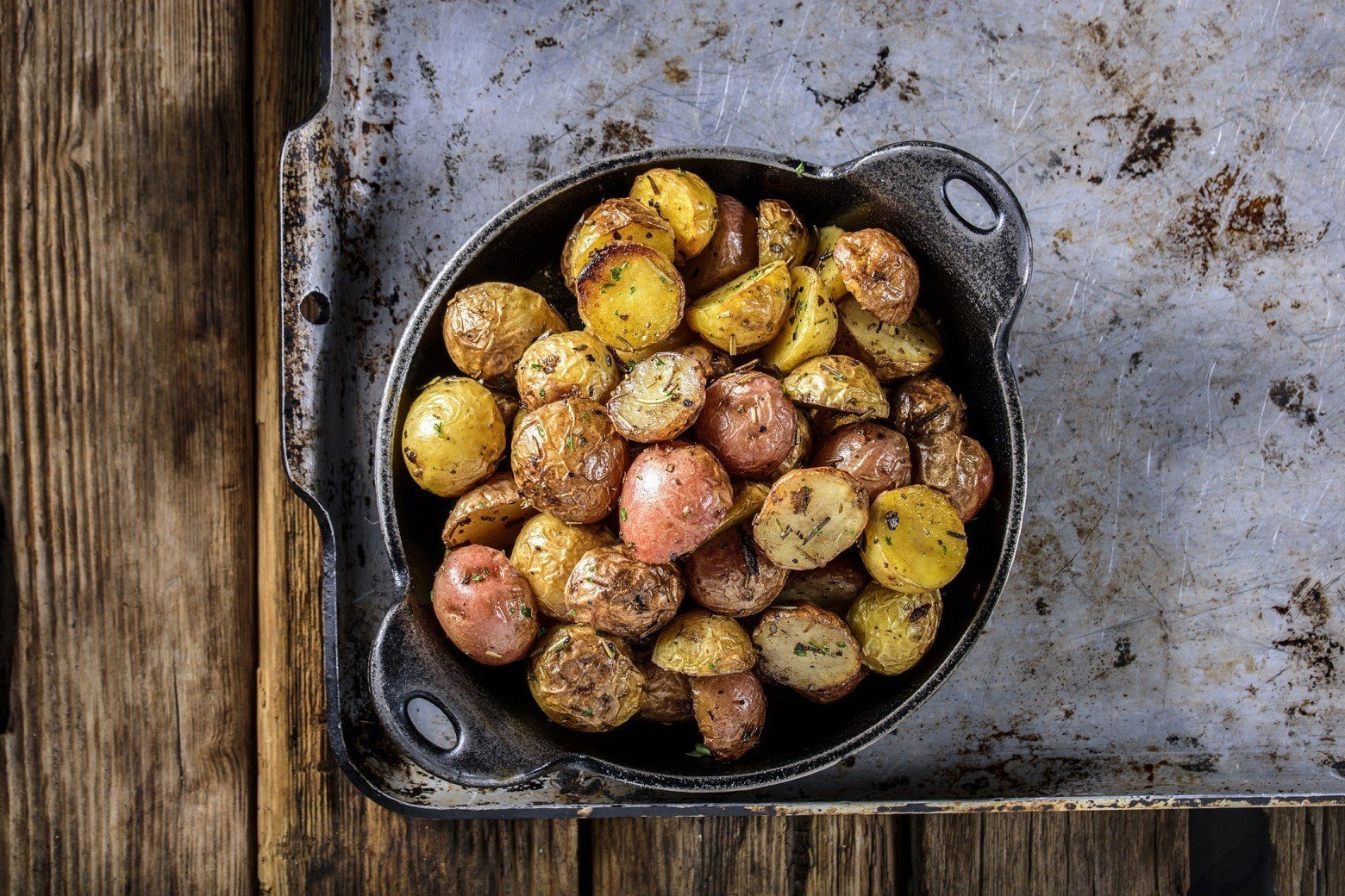 50 best potato recipes mashed and beyond orlando sentinel for Different ways to cook russet potatoes