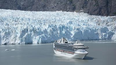Princess will mark 50 years of Alaska cruises in 2019 with largest deployment in its history