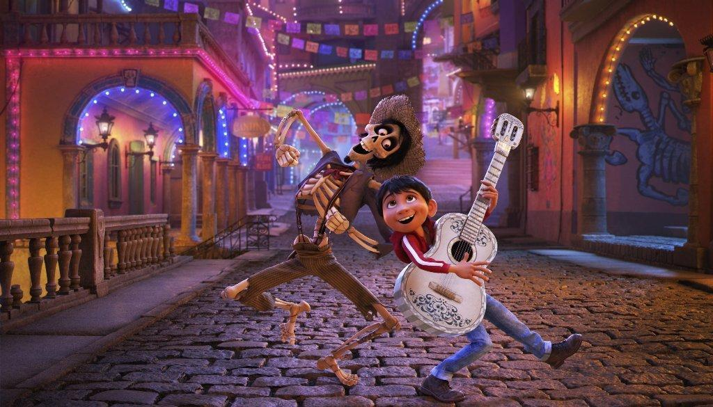 The gamble of 'Coco' and its strong cultural ties to Mexico pays off for creative team