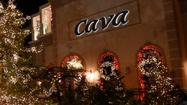 Cava's 85,000-Light Holiday Spectacular
