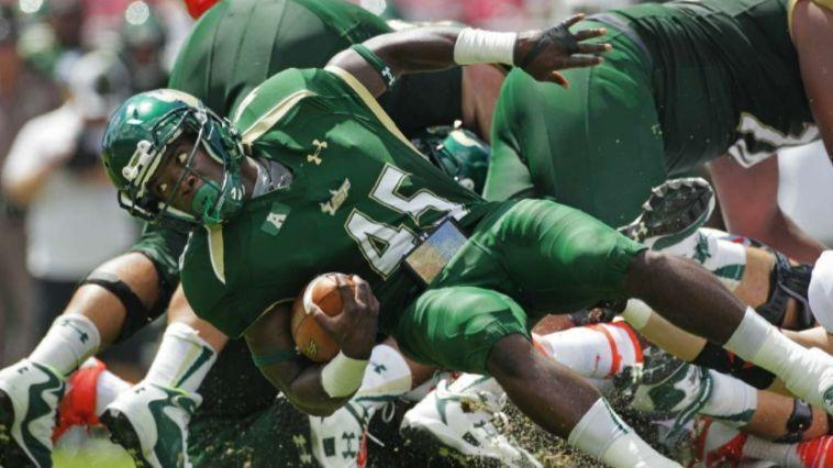 University of South Florida switches from Under Armour to Adidas -  Baltimore Sun f8a5ed46c