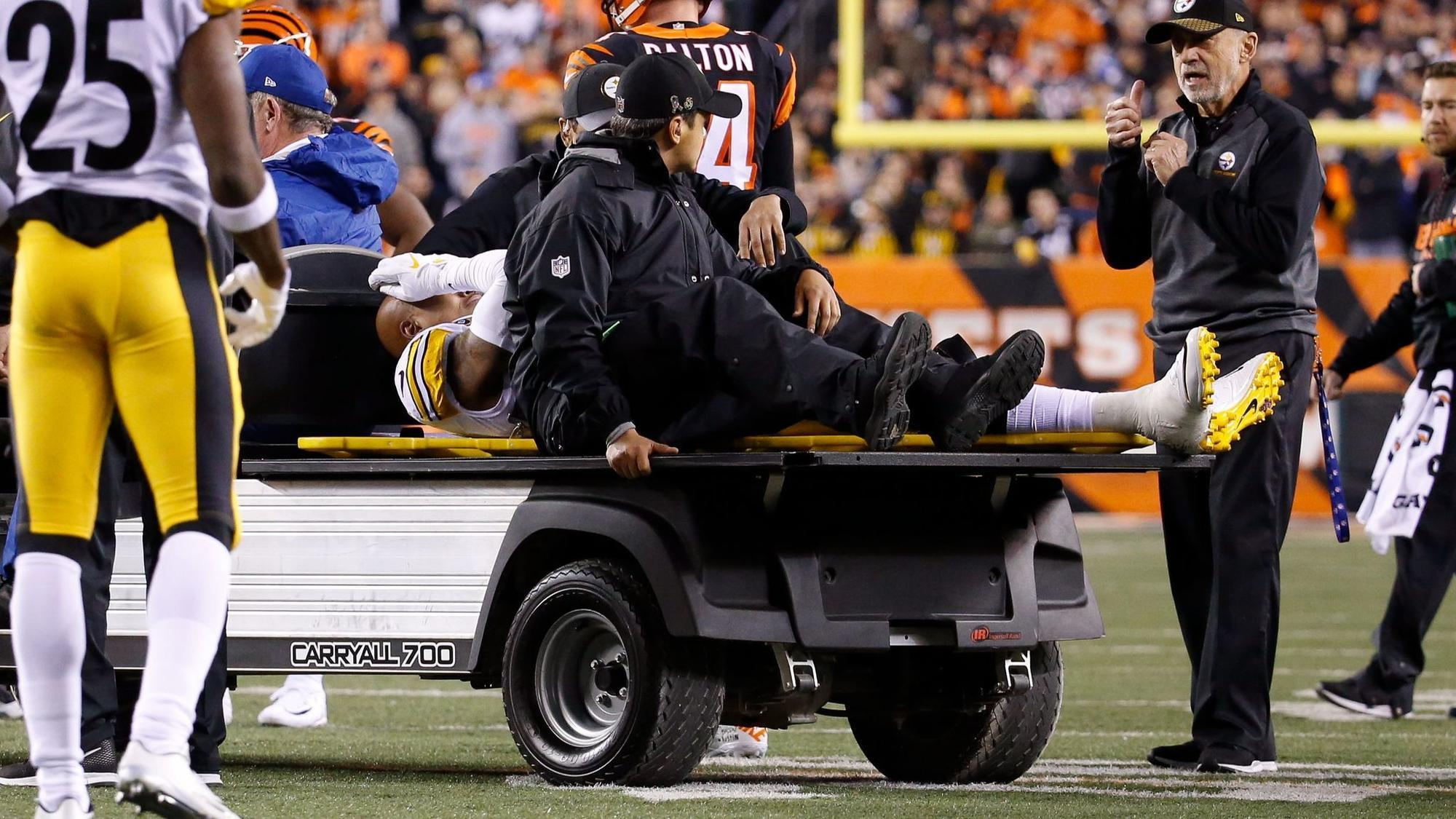 Surgery not necessarily a setback for Ryan Shazier The San Diego