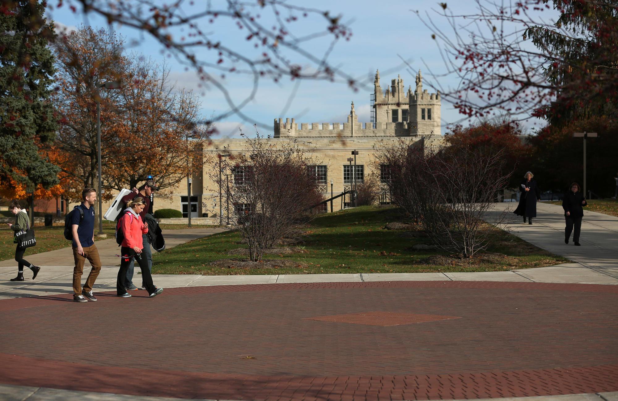 Northern Illinois University board upholds $600K severance for ousted president
