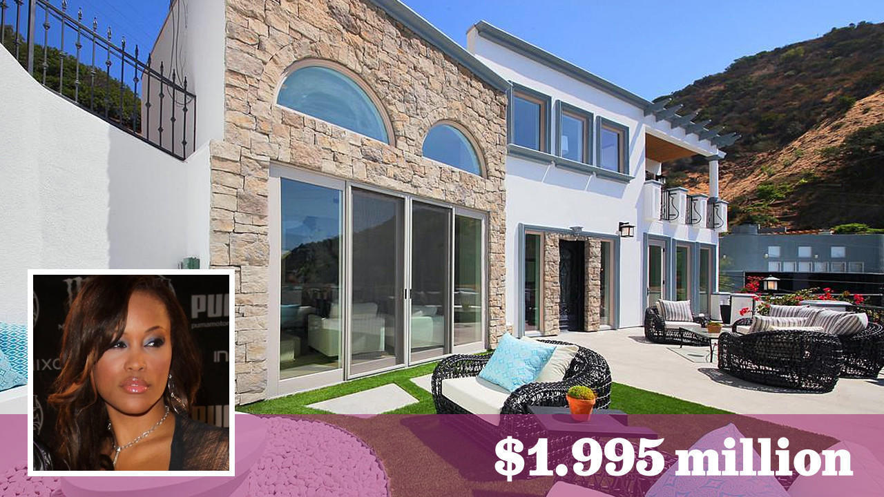 Rapper Eve S Former Home Looks To Become A Hit In