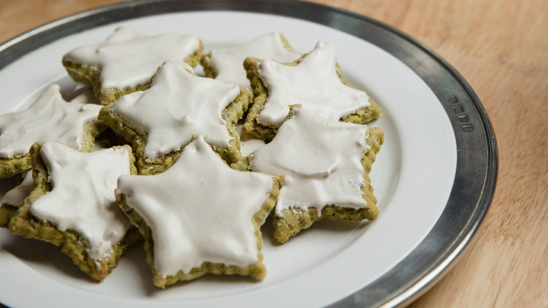 Pistachio holiday cookies from Vermont - The San Diego Union-Tribune