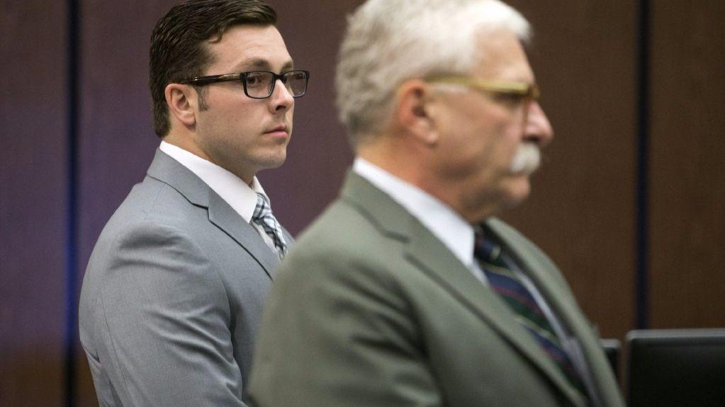 Mesa Arizona Daniel Shaver >> Former Arizona police officer acquitted in fatal shooting captured on body camera - LA Times