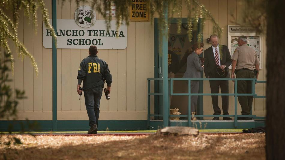 Rancho Tehama gunman committed suicide, autopsy shows