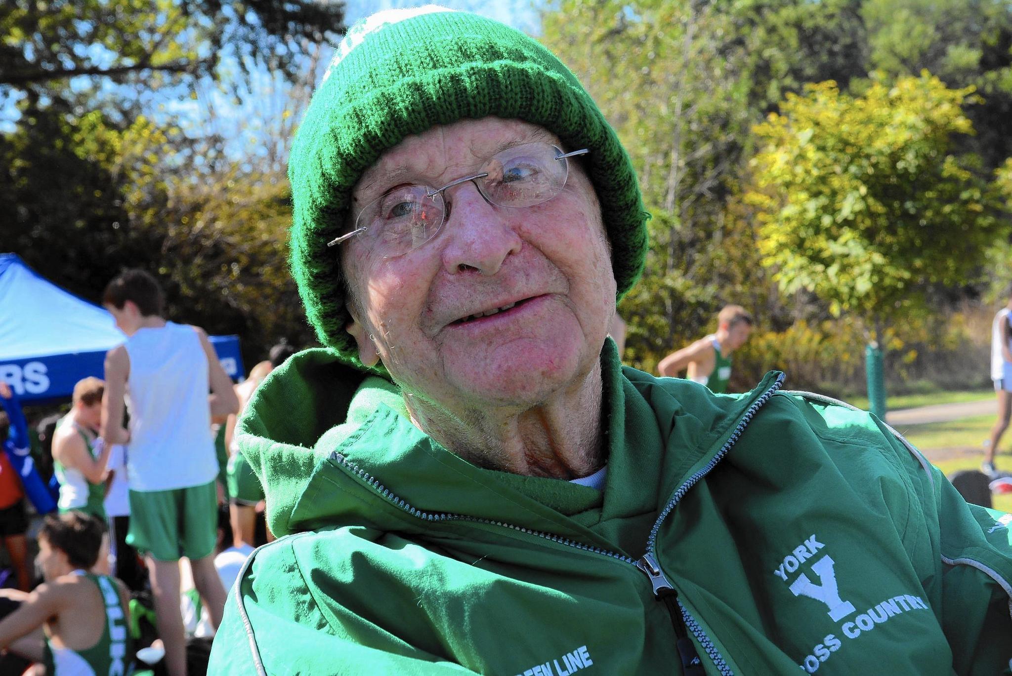 Legendary York cross country coach Joe Newton dies at 88