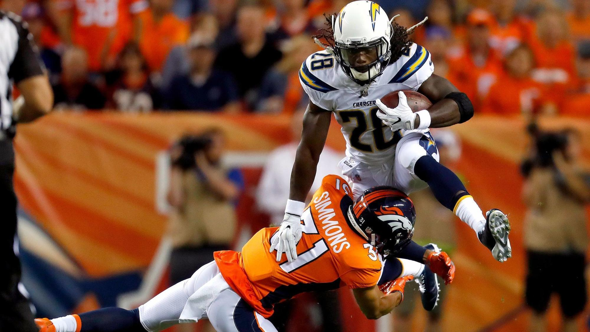 Chargers Passing Game Starting To Pay Off On Ground The