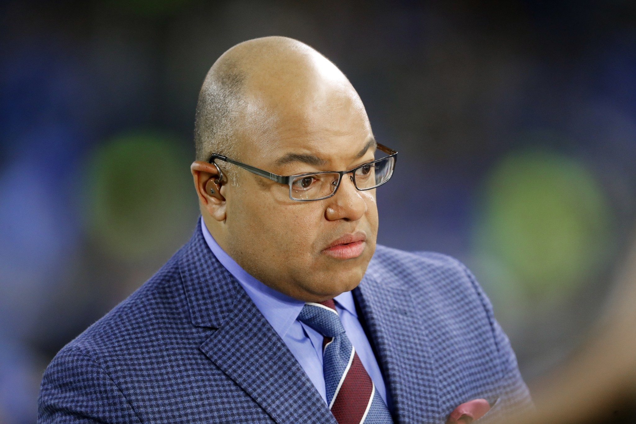 Why Mike Tirico's history of alleged sexual harassment hasn't led him to Matt Lauer's fate