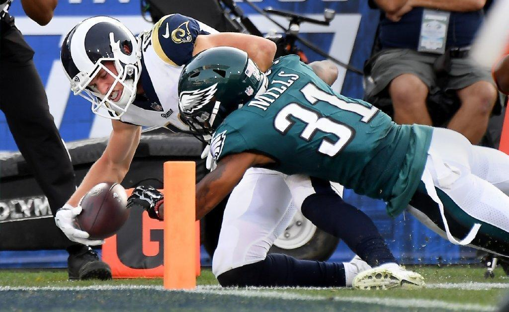 NFL Week 14 live: Rams fall to Eagles 43-35; Chargers beat Redskins 30-13