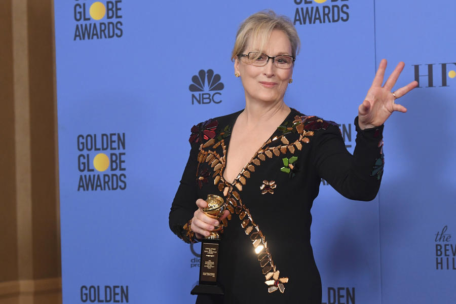 Tom Hanks Jokes About 'High Maintenance' 'Post' Co-Star Meryl Streep