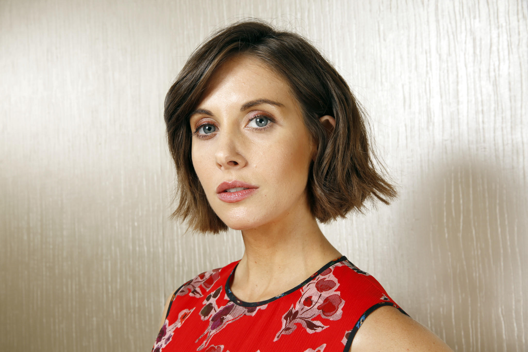Alison Brie. (Carolyn Cole / Los Angeles Times)