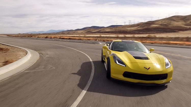 Corvette GS Coupe