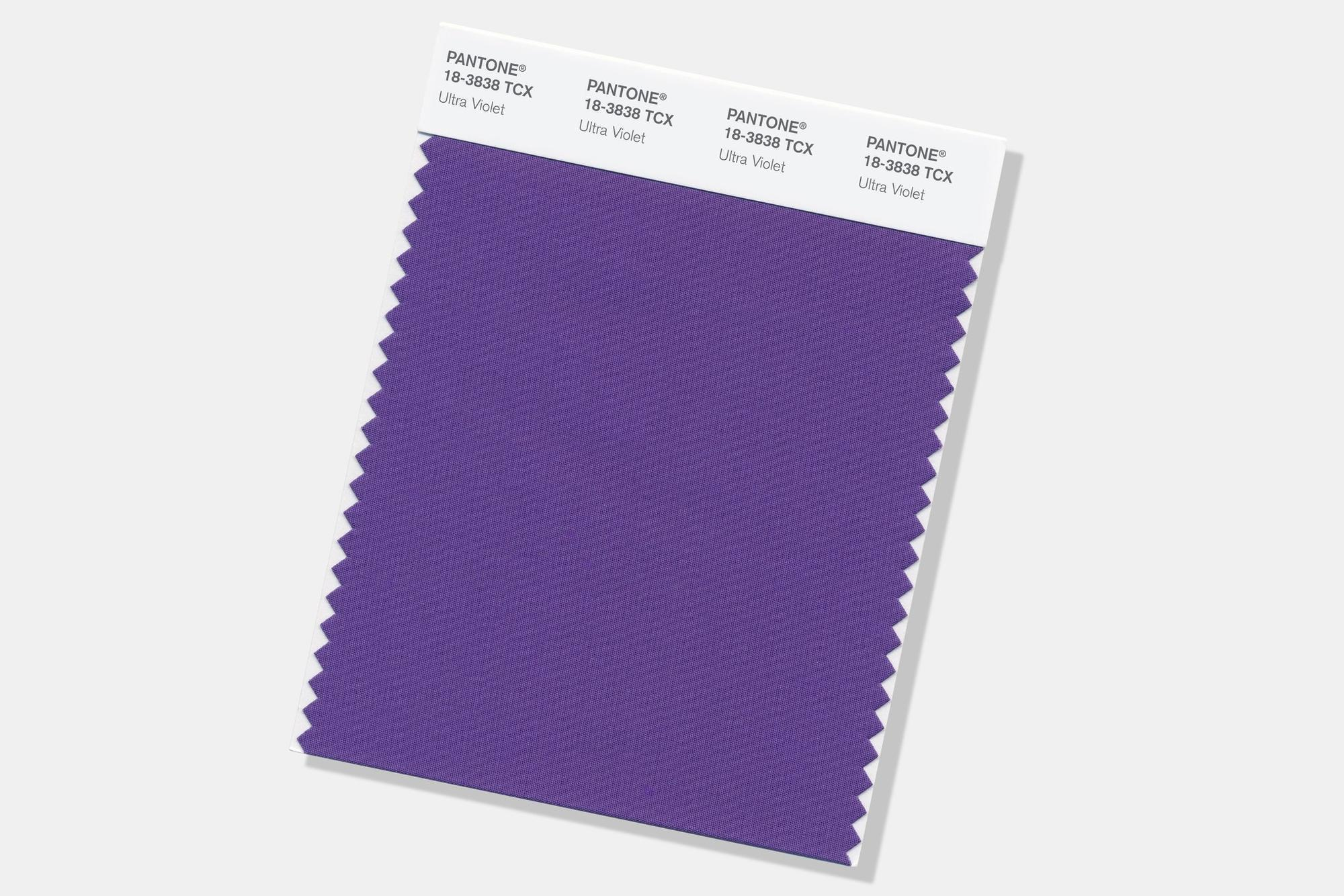 Pantone\u0027s Color of the Year for 2018 is a Princely purple - LA Times