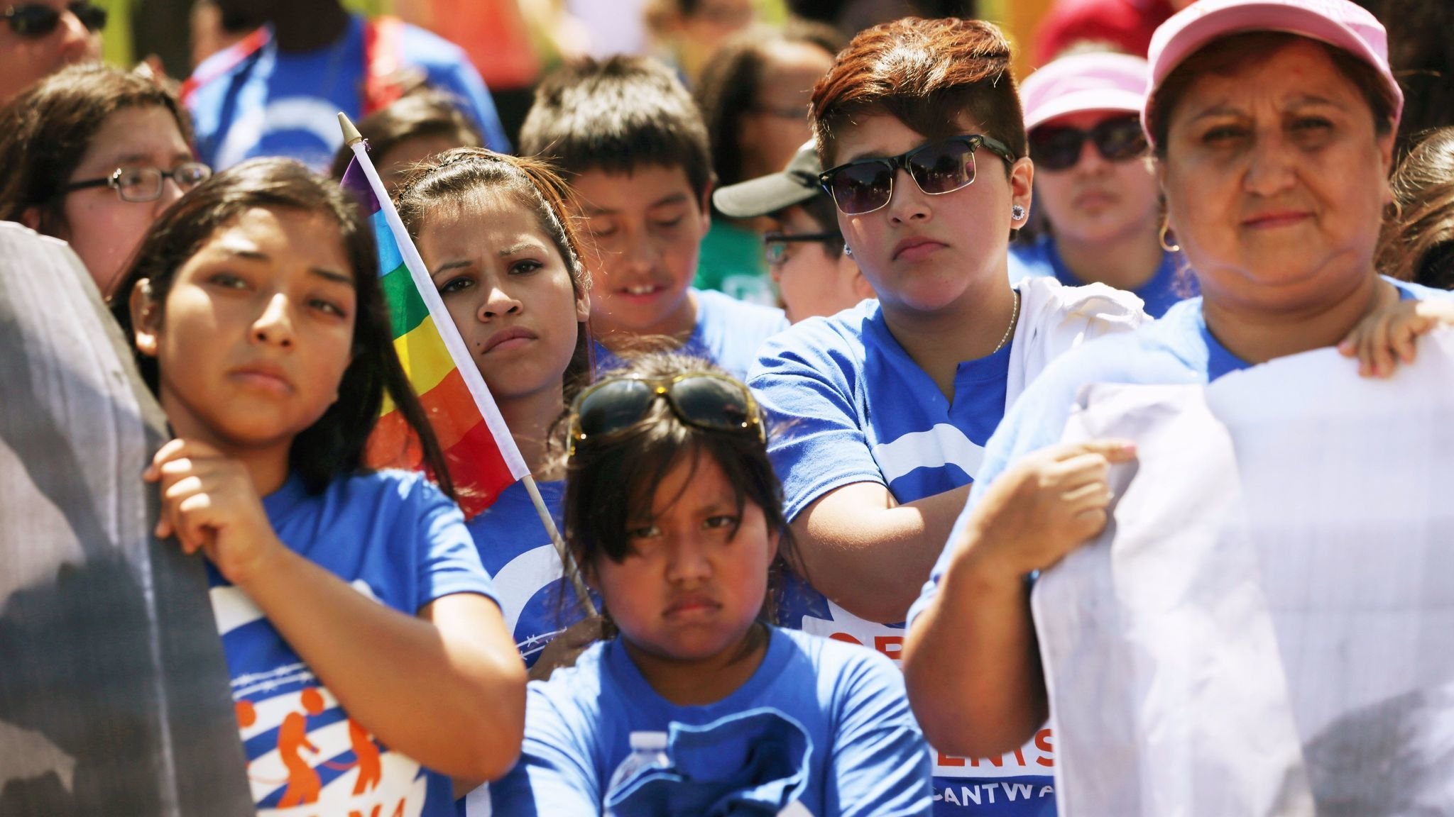 How children will suffer in the latest immigration battle