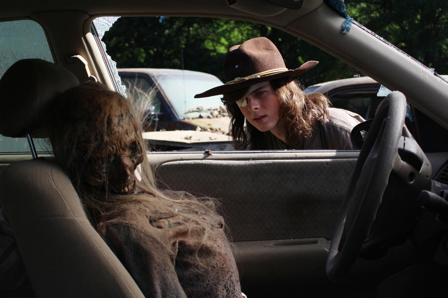 Has 'The Walking Dead' killed off yet another beloved character?