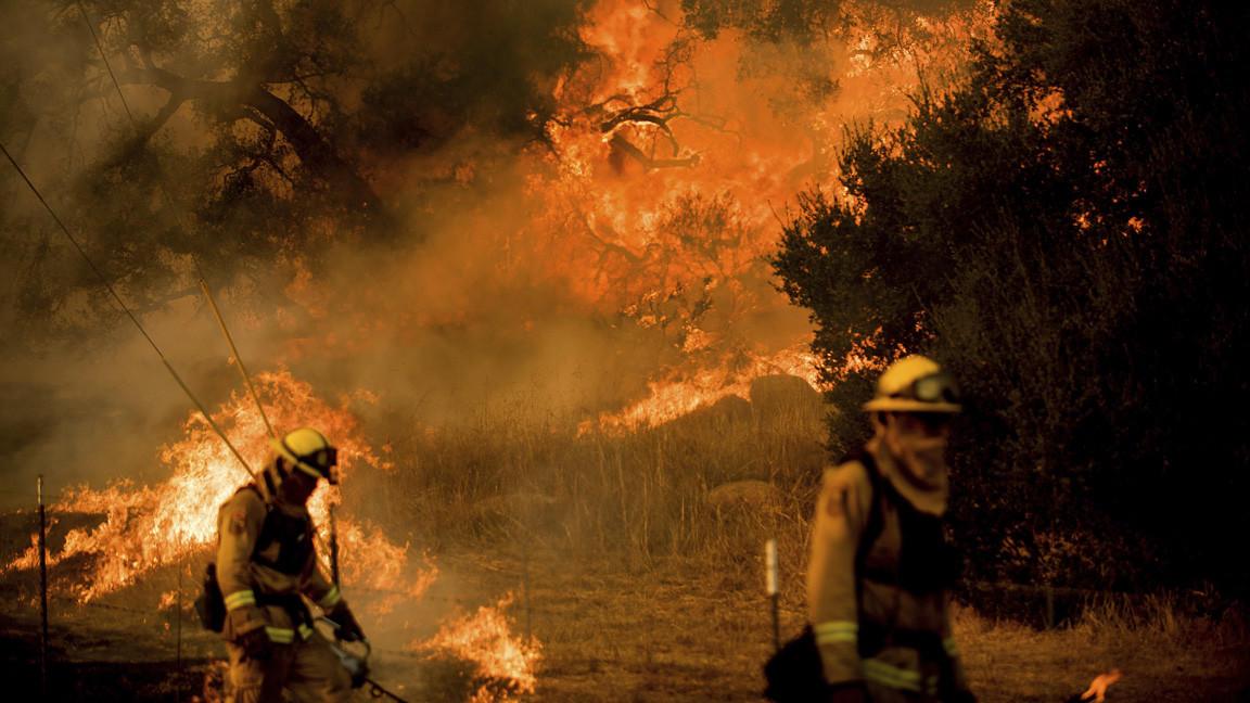 Thomas Fire: 252,500* acres
