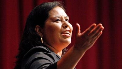 L.A. school board President Monica Garcia (Al Seib / Los Angeles Times)