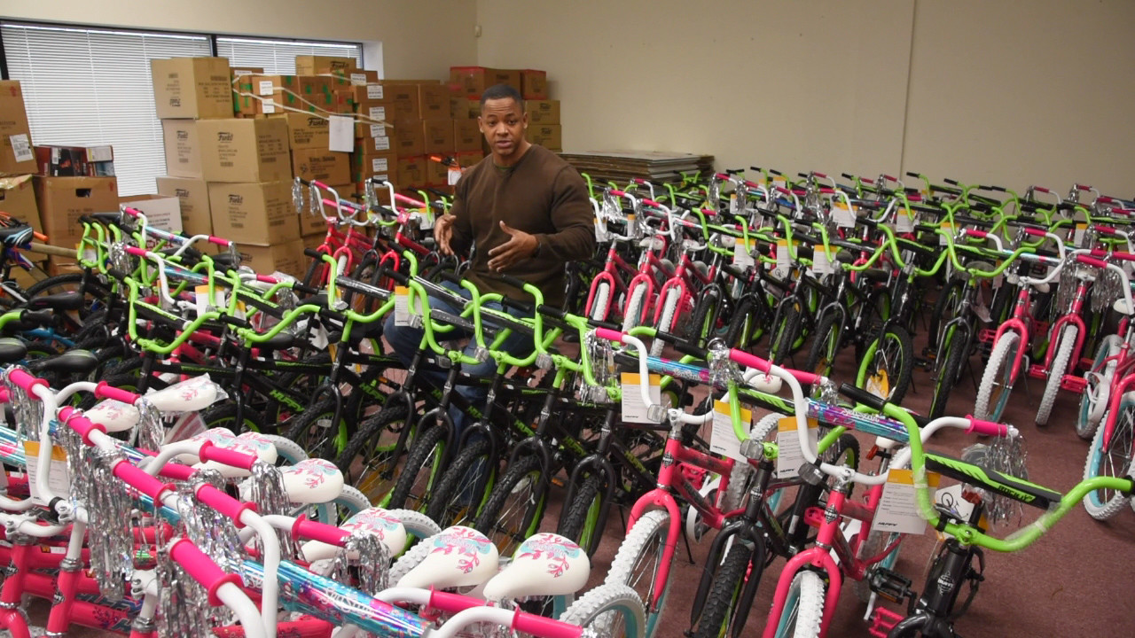 2017 Toys For Tots Ellensburg Washington : Toys for tots bicycle building carroll county times