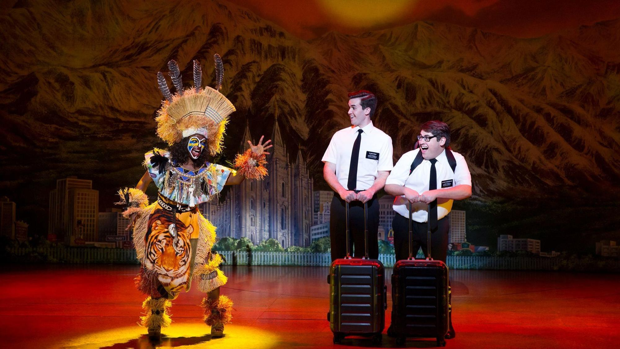 Try for 25 tickets to 39 book of mormon 39 orlando sentinel - The book of mormon box office ...