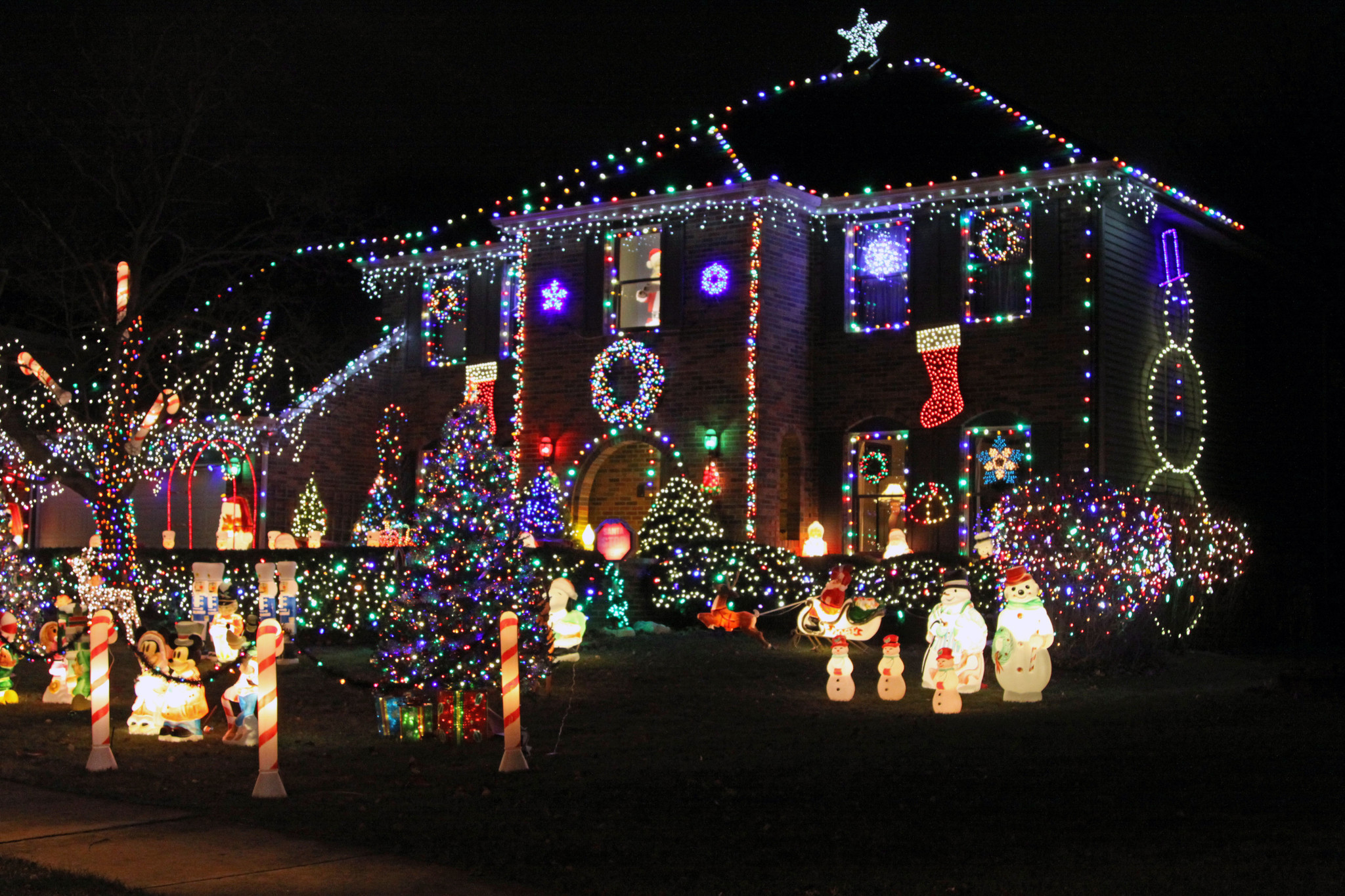 Where to find the best holiday lights in Naperville - Naperville Sun