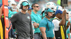 Adam Gase not talking playoffs, but Dolphins in the hunt