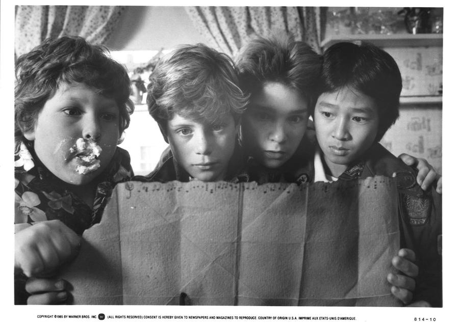 """A scene from 1985's """"The Goonies."""" (Warner Bros.)"""