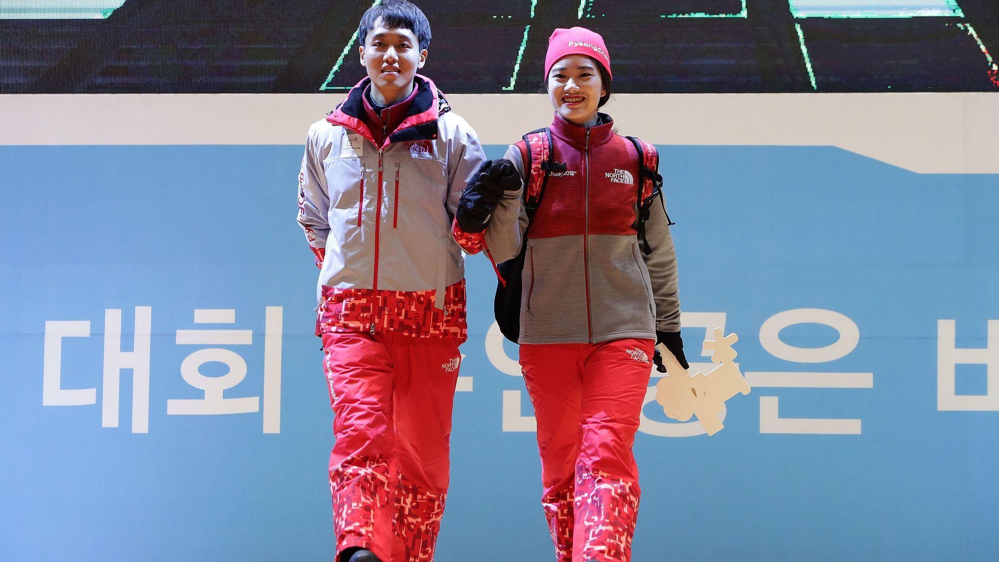 PyeongChang 2018 uniform unveiling