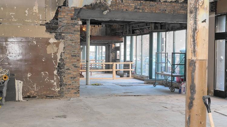Work begins on new arts center in Aurora